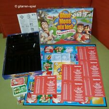 Ohne Moos nix los! - Komplett 1A Top! - Hasbro Gaming ©2014 Nr 00032 398 Rarität