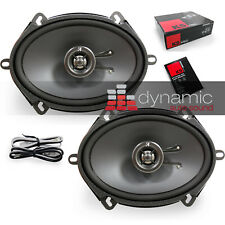 "KICKER KS68 Car Audio 6""x8"" Coaxial Speakers 2-Way KS Coaxial 180W 11-KS68 New"