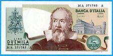 Italia Repubblica, lire 2.000, Galileo Galilei – 08.10.1973 – FDS – R2