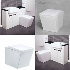 Bathroom Ceramic Modern Cabinets & Cupboards