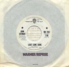 JOHN STEWART - LIGHT COME SHINE - WB - WLP 45