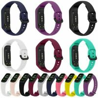 Für Samsung Galaxy Fit-e SM-R375 TPE Silikon Uhrenarmband Armband Wasserdicht