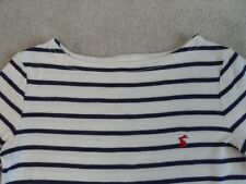 **Joules** Boys Long Sleeved Striped Top Age 8