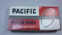 Pacific Piston Rings 6231 + .020