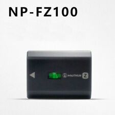 Sony NP-FZ100 Genuine  Li-Ion Battery 2280mAh for a9 a7R III a7 III Cameras
