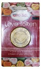 RITE AID HOME* Valentines Day Message LOVE TOKEN Of Affection Gift *YOU CHOOSE*