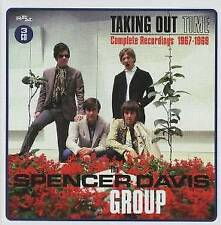 The Spencer Davis Group - Taking Out Time - Complete Recordings 1967-1 (NEW 3CD)