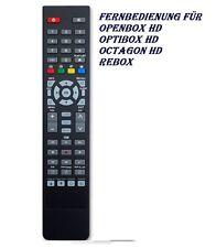 Fernbedienung für Openbox HD Optibox HD Octagon HD Rebox NEU