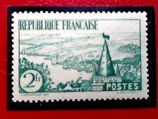 Timbre France Neuf ** 1935 - YT 301 - Rivière bretonne-