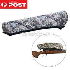Hunting Gun Rifle Scope Cover bag Case Neoprene Reversible Design Protector AU
