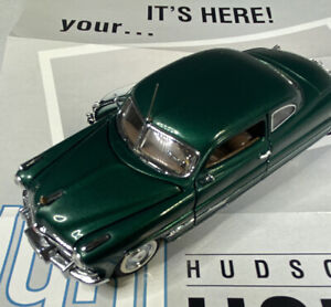 1:43 FRANKLIN MINT 1951 HUDSON HORNET