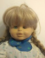 Vintage Gustel Wied Doll Eva Reick Signed # 2001 GTC Blonde West Germany 12 1/2""