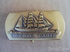 USCGC Coast Guard Cutter Eagle Belt Buckle by Vanguard