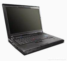 Lenovo ThinkPad R400 Intel Core 2 Duo 3 GB Ram 160 GB HDD Windows 7 Laptop