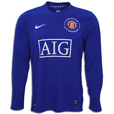 Nike Manchester United Football Club Camisa 2008-2009 1968 Aniversario XXL
