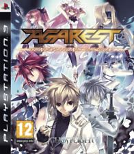 Playstation P3-AGAREST GENERATIONS OF WAR  GAME NUOVO