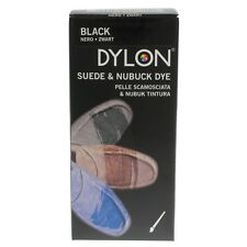 Dylon Suede & Nubuck Shoe Boot Dye 50ML - Various Colours - Free P&P