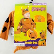 Infant Halloween Costume Scooby-Doo Costume 6-12 Months