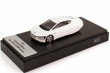 SPARK 1:43 VW XL1 CONCEPT PROTOTYPE LIMITED 1 of 1000 (2011 QATAR MOTOR SHOW)