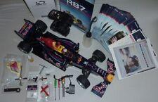 Red Bull Racing De Agostini RB7 Testfahrt Max Verstappen