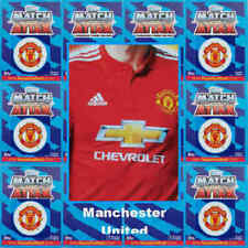 Topps Manchester United Football Trading Cards & Stickers (2017 Season