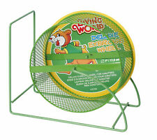 Living World roue grillage Maille Fine pour Hamster