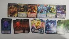 Force of Will - Basic Ruler Pack w/ Sprinting Flame Horse Buy A Box Promo -