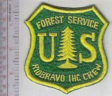 Hot Shot Wildland Fire Crew USFS California Rio Bravo Hotshots, Lake Isabella US