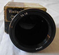 Vivitar Camera Adapter For Olympus TA-12 No. 209120