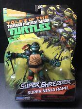 Tales of the Teenage Mutant Ninja Turtles Super Shredder Super Ninja Raph MOC