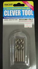 DECKING MATE Replacement Drills Pk 5 Suit 12g Clever Tool or Smartbit