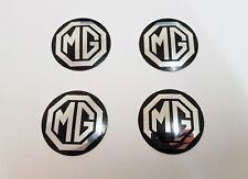 MG MGB MGBGT Rostyle Wheel Centre Cap Badge Ahh 9268b Set of 4