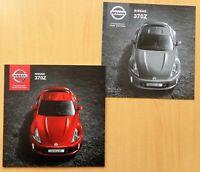 1600) Nissan 370 Z Coupe Roadster Prospekt 2015 + Preisliste price list brochure