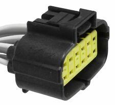 Neutral Safety Switch Connector-Auto Trans Wells 801