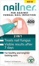 Nailner Pen 2 in 1 4ml Anti Fungal Toe Nail Fungus Infection Treatment