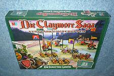 Die Claymore Saga Schatten Legion Verstärkungstruppen Brettspiel Spiel MB Spiele