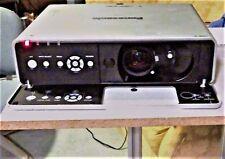 PANASONIC PT-F100NTU Digital Multimedia 3 LCD Projector - Wireless Networking