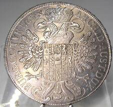 PRACHTSTÜCK!! Taler 1765, Wien, Maria Theresia, Silber