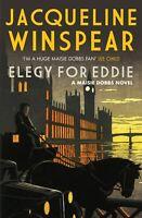 JACQUELINE WINSPEAR ___ ELEGY FOR EDDIE __  BRAND NEW ____ FREEPOST UK