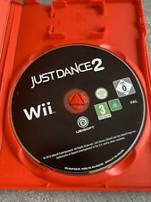Just Dance 2 Nintendo Wii Or Wii U - Kids Video Game Dancing Exercise Disc Only