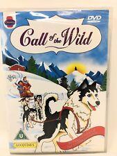 Call Of The Wild DVD Animación Infantil Dibujos 2003 Abbey Home Media