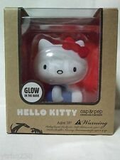 cap&pep x Hello Kitty Figure Doll Medicom Toy Sanrio 2009 Unopened NIB Rare