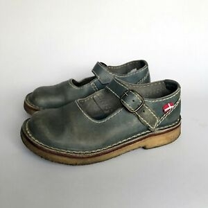 DUCKFEET Himmerland Lace-Up Leather Women's Shoes – Size EU 37 / US 6.5-7