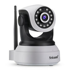 Sricam SP017 1080P HD IP Indoor Camera Two-ways Voice Onvif WiFi IRcut Smart Cam