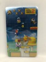 New & Sealed Super Mario Maker 2 Steelbook (NO GAME) Nintendo Switch