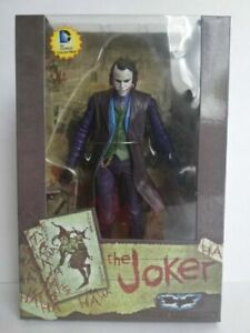 NECA REEL TOYS THE JOKER HEATH LEDGER