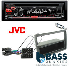Renault Megane MK2 2003-10 JVC Bluetooth CD USB MP3 AUX Car Stereo Fitting Kit