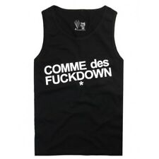 COMME DES FUCKDOWN TANK TOP (SSUR) MADE FAMOUS BY ASAP ROCKY NEW