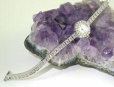 Diamond Bracelet Brillante Orologio juvenia WATCH LADY ORO 750 3,85 CT TW Wempe zert.