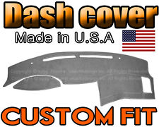 Fits 2003-2008 INFINITI FX35 FX45 FX50 DASH COVER DASHBOARD PAD / CHARCOAL GREY